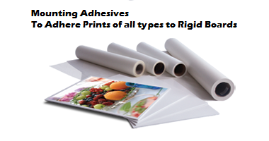 Cold Adhesive Rolls