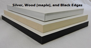 accent edged boards