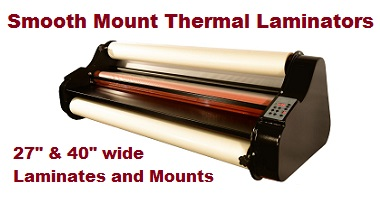 Smooth Mount Pro Laminator