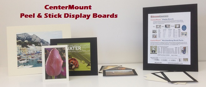centermount boards